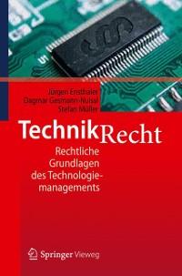 Cover Technikrecht