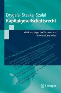 Cover Kapitalgesellschaftsrecht