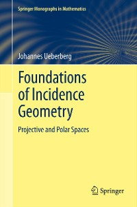 Cover Foundations of Incidence Geometry