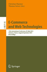 Cover E-Commerce and Web Technologies