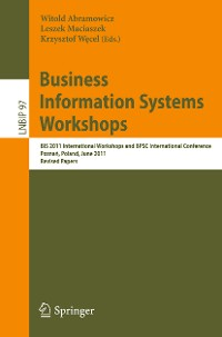 Cover Business Information Systems Workshops