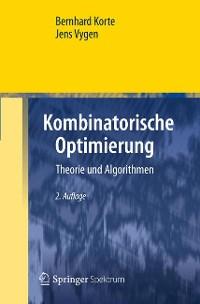 Cover Kombinatorische Optimierung