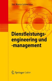 Cover Dienstleistungsengineering und -management
