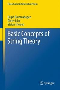Cover Basic Concepts of String Theory
