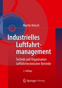 Cover Industrielles Luftfahrtmanagement