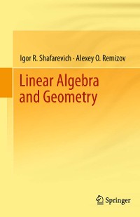 Cover Linear Algebra and Geometry