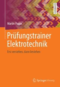 Cover Prüfungstrainer Elektrotechnik