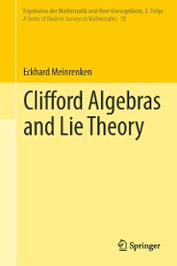 Cover Clifford Algebras and Lie Theory