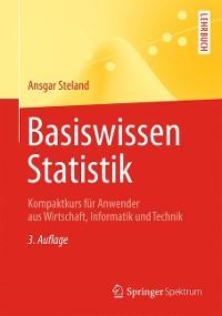 Cover Basiswissen Statistik