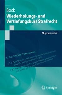 Cover Wiederholungs- und Vertiefungskurs Strafrecht
