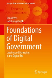 Cover Foundations of Digital Government