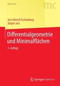 Cover Differentialgeometrie und Minimalflächen