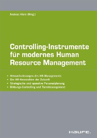 Cover Controlling-Instrument für modernes Human Resources Management
