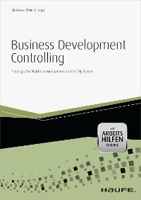 Cover Business Development Controlling - mit Arbeitshilfen online