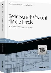 Cover Genossenschaftsrecht für die Praxis - inkl. Arbeitshilfen online