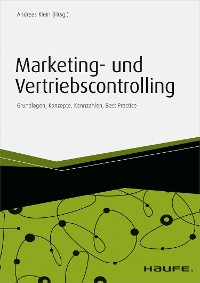 Cover Marketing- und Vertriebscontrolling