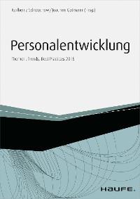 Cover Personalentwicklung - mit Special Demografie-Management 2015