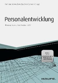 Cover Personalentwicklung 2017