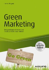 Cover Green Marketing - inkl. Arbeitshilfen online