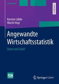 Cover Angewandte Wirtschaftsstatistik