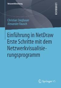 Cover Einführung in NetDraw