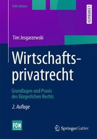 Cover Wirtschaftsprivatrecht
