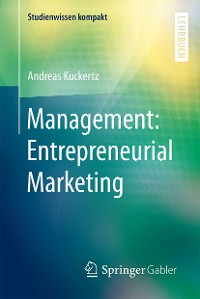 Cover Management: Entrepreneurial Marketing