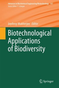 Cover Biotechnological Applications of Biodiversity