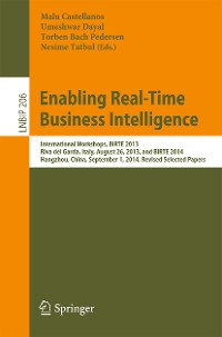 Cover Enabling Real-Time Business Intelligence
