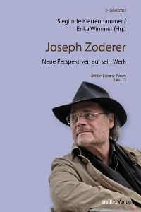 Cover Joseph Zoderer