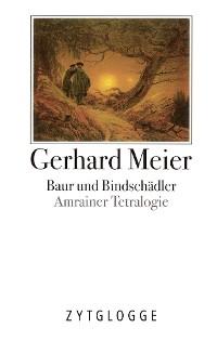 Cover Werke Band 3: Baur und Bindschädler
