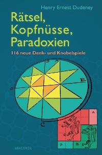 Cover Rätsel, Kopfnüsse, Paradoxien