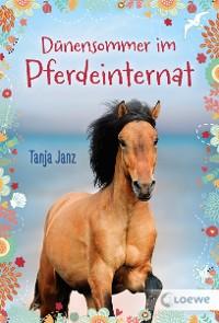 Cover Dünensommer im Pferdeinternat