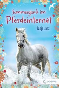 Cover Sommerglück im Pferdeinternat