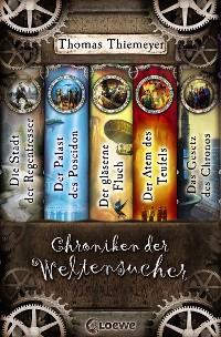 Cover Chroniken der Weltensucher - Die komplette Reihe