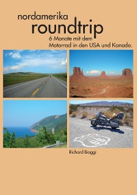 Cover Nordamerika Roundtrip