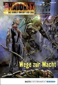 Cover Maddrax - Folge 418