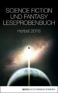 Cover Science Fiction und Fantasy Leseprobenbuch