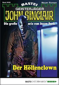 Cover John Sinclair - Folge 2026