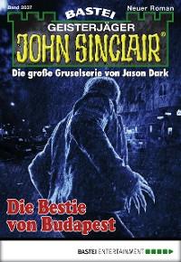 Cover John Sinclair - Folge 2037