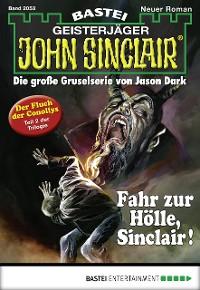 Cover John Sinclair - Folge 2053