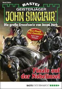 Cover John Sinclair 2054 - Horror-Serie