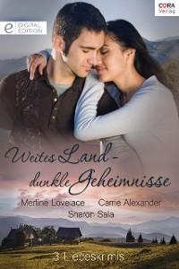 Cover Weites Land - dunkle Geheimnisse