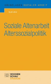 Cover Soziale Altenarbeit Alterssozialpolitik