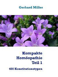 Cover Kompakte Homöopathie Teil 1