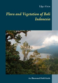 Cover Flora and Vegetation of Bali Indonesia