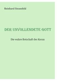 Cover Der unvollendete Gott