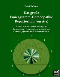Cover Das große Enneagramm-Homöopathie Repertorium von A-Z