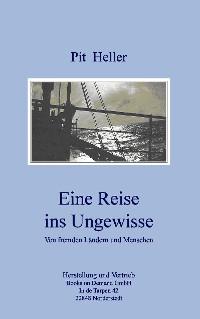 Cover Eine Reise ins Ungewisse