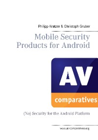 Cover Mobile Security Products for Android